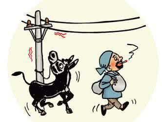 关于山羊和驴故事的作文